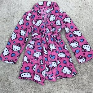 Hello Kitty Robe for children size 8